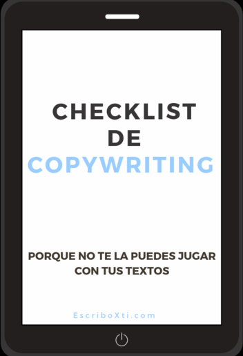 Checklist de Copywriting